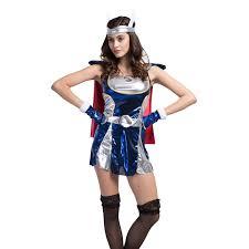 amazon com ladies thor superman halloween fancy dress