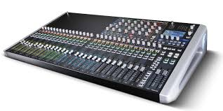 Mixing Table Si Performer 3 Soundcraft Professional Audio Mixers