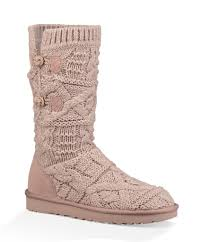 s knit boots size 12 ugg s boots booties dillards