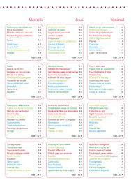 menu cuisine collective cuisine menu entreprise le cuisinier avril vici solutions