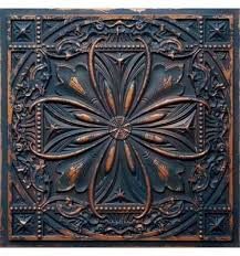 Tin Ceiling Panels by Best 25 Ceiling Tiles Painted Ideas On Pinterest Tin Tile