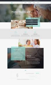 Home Design Website Home Health Care Website Templates Mobile Responsive Designs