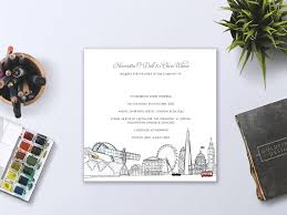 wedding invitations newcastle two city wedding invitation goldfinch design