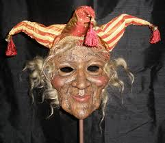 jesters mask two three to go carnival jester mask figments studio