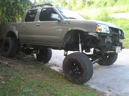 2004 Lifted Nissan Xterra - calmini auto parts for nissan frontier regular cab auto parts at