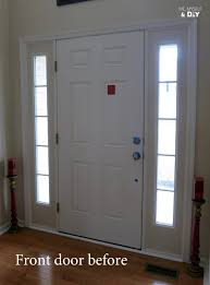 front doors ergonomic paint inside front door what color should