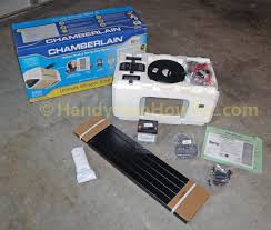 Who Sells Chamberlain Garage Door Openers by Chamberlain Belt Drive Garage Door Opener Review