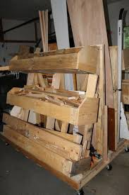 Mobile Lumber Storage Rack Plans by Lumber Storage Rack Storage Decorations