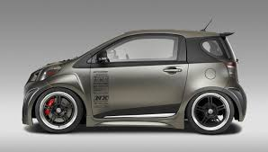 toyota iq toyota iq goes the pimped up route for sema image 74624