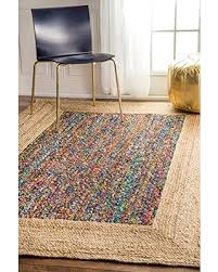 7 jute rug spectacular deal on nuloom tanja braided jute rug 7