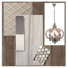 simply chic porcelain tile taupe and exotic