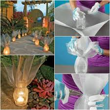 easy and creative decorating ideas for glass candle holders