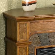 Oak Electric Fireplace Holly And Martin Cypress Electric Fireplace Mission Oak