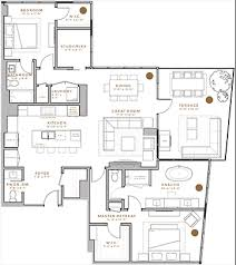 Luxury Townhomes Floor Plans West Block Glenora New Downtown Edmonton Luxury Condos For Sale