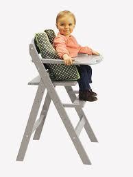 chaise bebe en bois chaise haute en bois vertbaudet magicpouss naturel blanc vertbaudet