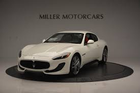 maserati maroon 2017 maserati granturismo sport stock m1635 for sale near