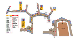 Charlotte Airport Gate Map Bwi Terminal Map Bwi Airport Terminal Map Maryland Usa
