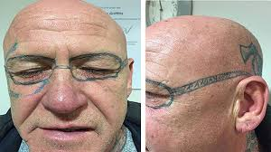 Eyebrow Tattoo Before And After Can You Drink Alcohol Before Or After Getting A Tattoo