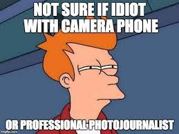 Journalism Meme - oprah you get to be a journalist you get to be a journalist