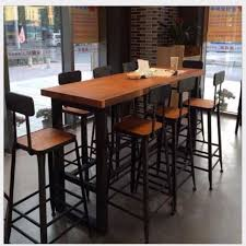 High Bar Table And Stools Ready Stock Starbucks High Bar Stool Starbucks High Chair