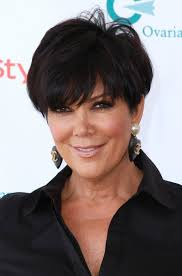 sophisticated hairstyles for women over 50 kris jenner pixie cut pinterest kris jenner hair style and