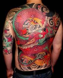 tattoo back japanese full back japanese dragon tattoo design tattoos book 65 000
