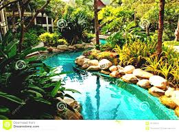 above ground pool landscaping simple ideas for area mulch