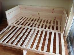 Wooden Futon Bunk Bed Plans by Lovely Diy Sofa Bed Plans 36 For Your Sofa Beds Chicago With Diy