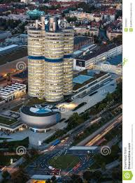 siege bmw bmw headquarter and museum in monaco editorial photo image of