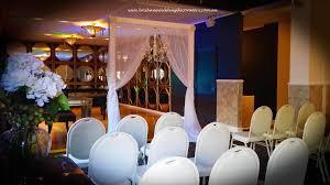 wedding arches brisbane indoor wedding ceremony styling brisbane wedding ceremony decorators