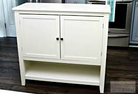 Sideboard For Kitchen Sideboard Turned Kitchen Island Wayfair Hack Mom 4 Real