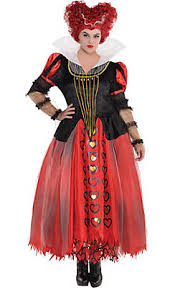 Queen Spades Halloween Costume Alice Wonderland Costumes Alice Wonderland Costume Ideas