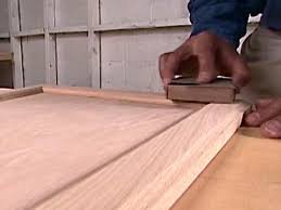 How To Sand Kitchen Cabinets How To Reface And Refinish Kitchen Cabinets How Tos Diy