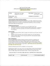 administrative law judge cover letter classy clerkship cover