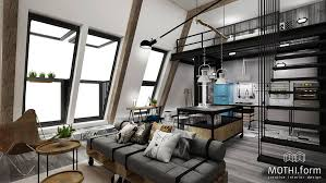 Loft Interior Industrial Loft Decorating Ideas U2013 Decoration Image Idea