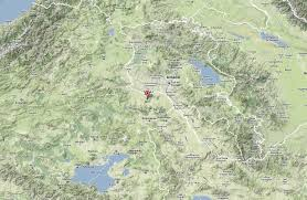 Terrain Map Igdir Map