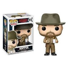 funko pop stranger things hopper funko pop strange things and