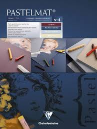 design home book clairefontaine clairefontaine pastelmat 12 sheet pad no4 9 5 x 12 in kings