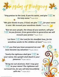 free psalms of thanksgiving printable everydaythanksgiving