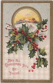 250 best cards christmas holly images on pinterest vintage