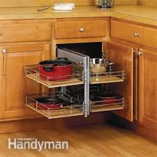 space saving kitchen furniture small kitchen space saving tips family handyman