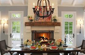 Traditional Dining Room Chandeliers Decorating Black Chandelier In Traditional Dining Room With