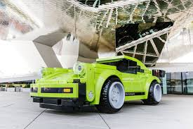 porsche life size porsche museum shows off life size 911 turbo made from giant