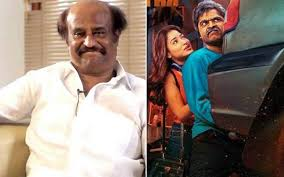 aaa rajinikanth appreciates simbu for ashwin thatha teaser