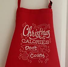 cooking gifts for mom apron christmas apron embroidered apron cook s apron baker s
