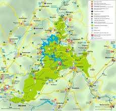 Photo Map Nationalpark Eifel Willkommen