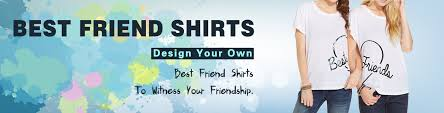 custom bff matching shirts tshirt ideas for best forever