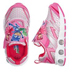 pj masks light up shoes pj mask girls sneakers jcpenney