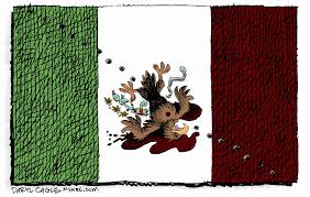 my mexican flag cartoon and angry readers nj com
