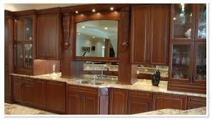 furniture modern kitchen design ideas with dark wood wet bar